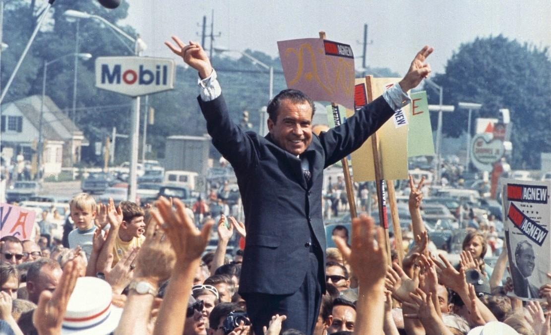 La campagna elettorale USA del 1968