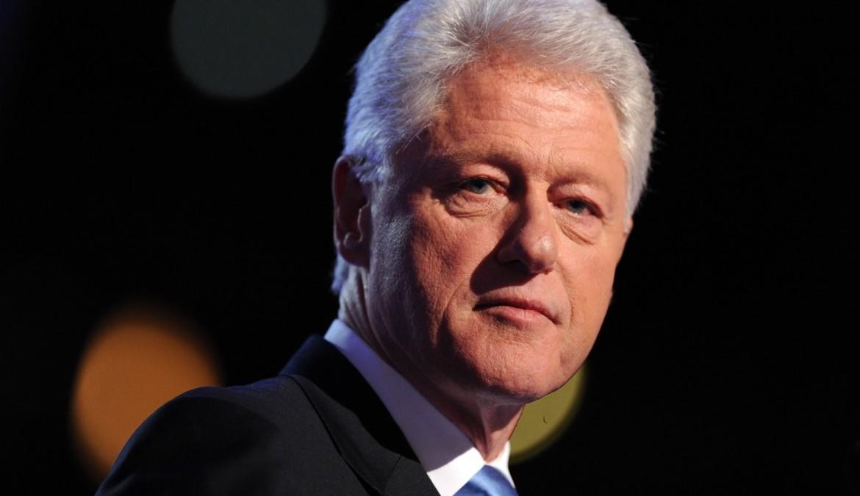Bill Clinton, 'oh lucky man'