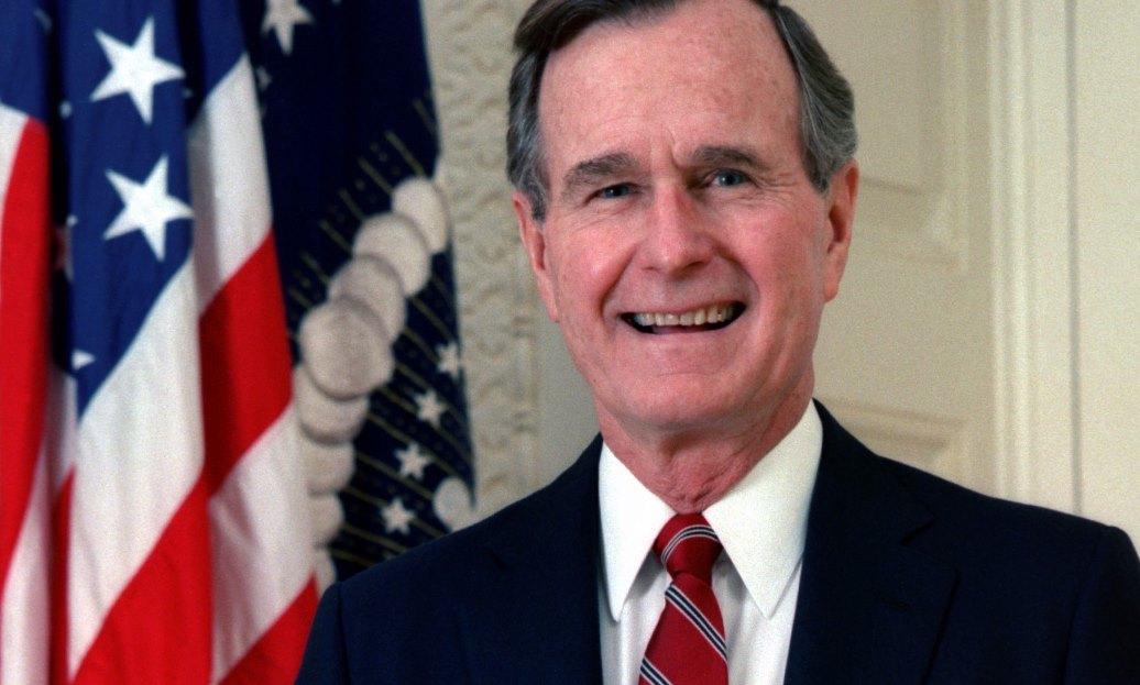 George Herbert Bush