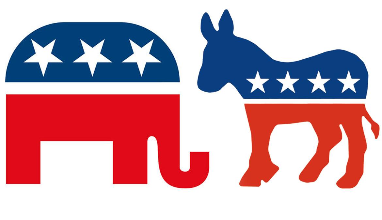 Democratici e repubblicani USA in breve