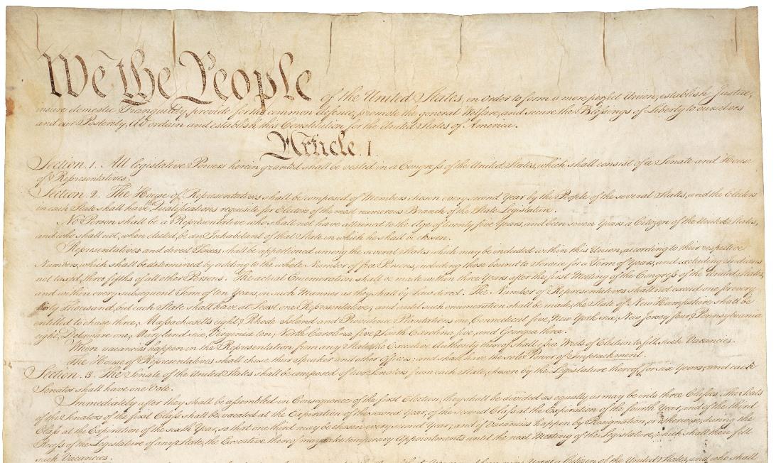 Costituzione USA: il XXII emendamento con una 'ipotesi di scuola'