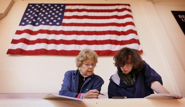 USA: l'affluenza alle urne
