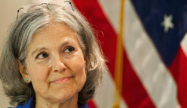 Per Jill Stein Hillary è peggio di Trump (del quale pensa malissimo)