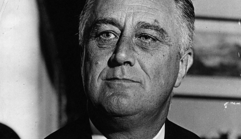 Trump e F.D.Roosevelt