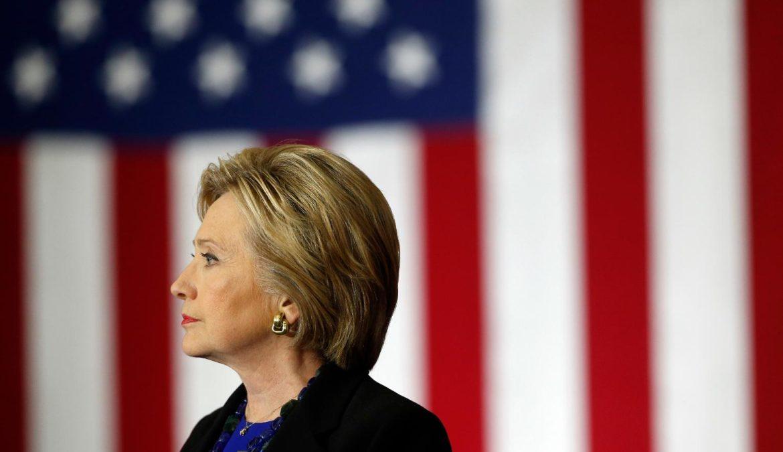 """""""Io sto con Hillary Clinton"""""""