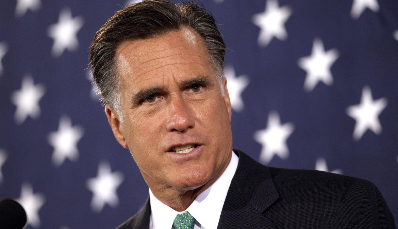 Romney for Gary Johnson?