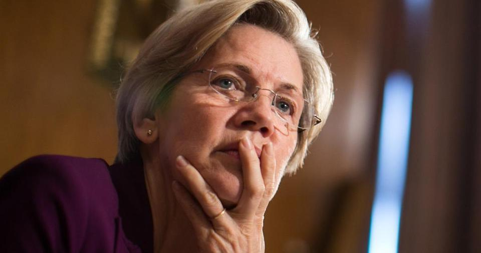 Elizabeth Warren running mate di Hillary?