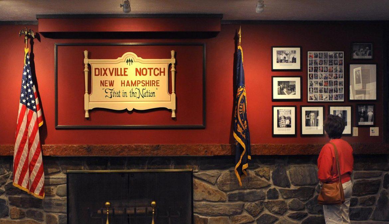 A Dixville Notch vince Hillary