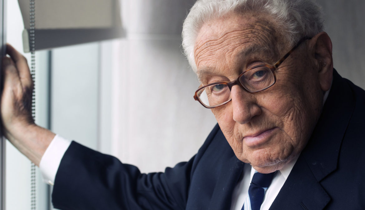 Kissinger alla Trump Tower