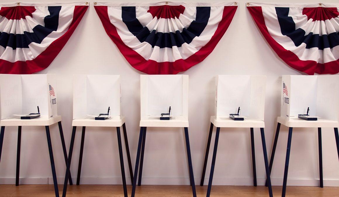 I seggi sono aperti