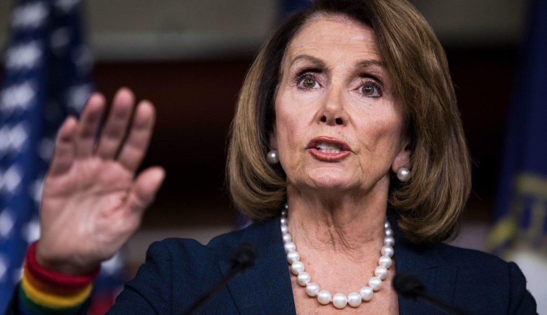 Nancy Pelosi nuovamente in sella