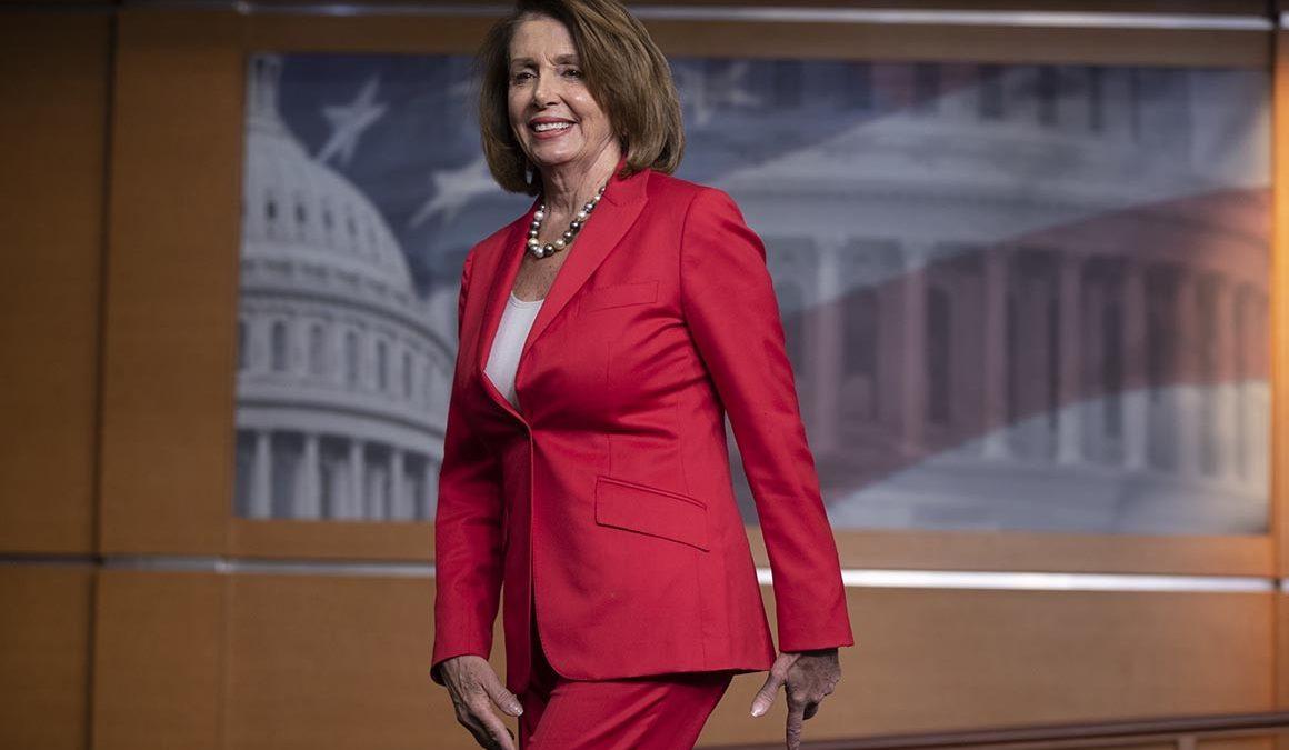 Nancy Pelosi in corsa per White House?