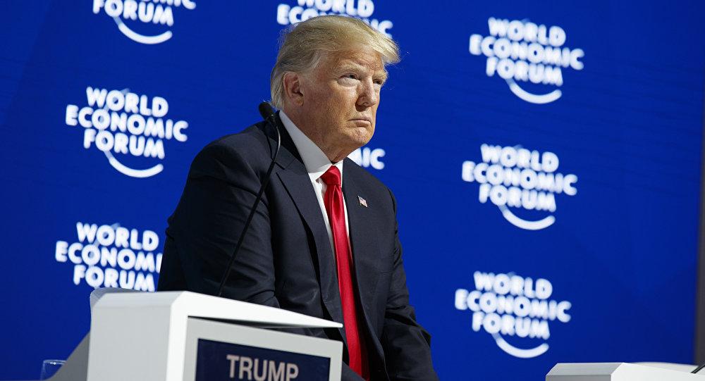 Trump diserta Davos?