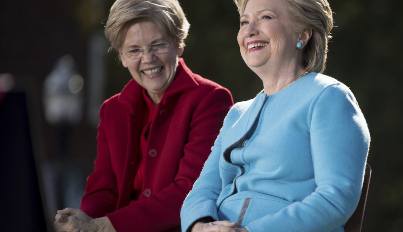 Elizabeth Warren tasta il terreno