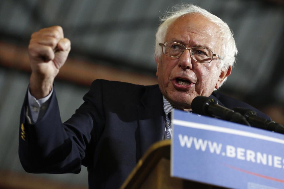 Sanders non si ritira