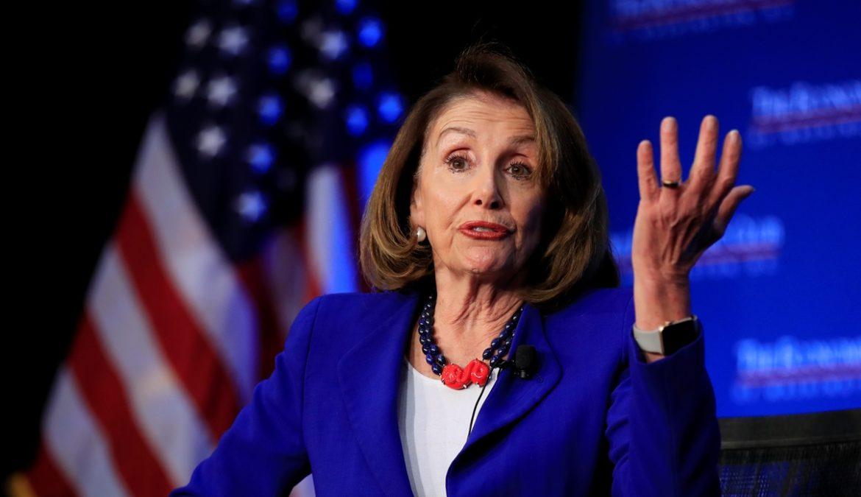 Nancy Pelosi prevede il voto camerale per la Presidenza!!!
