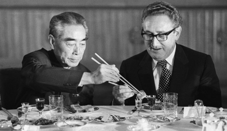 Xi Jimping prima di Nixon (!?)