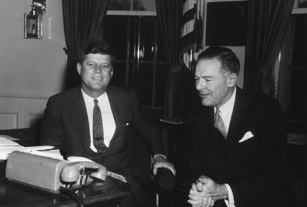 1952: Massachusetts, John Kennedy sconfigge Henry Cabot Lodge jr