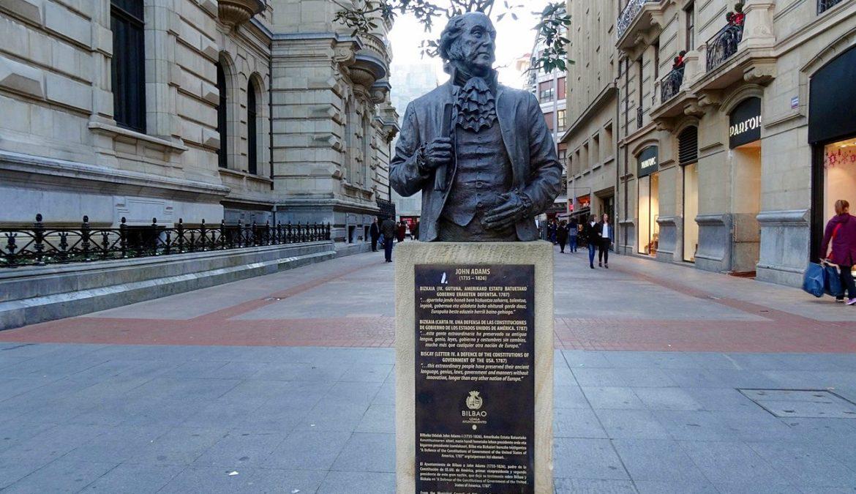 John Adams a Bilbao