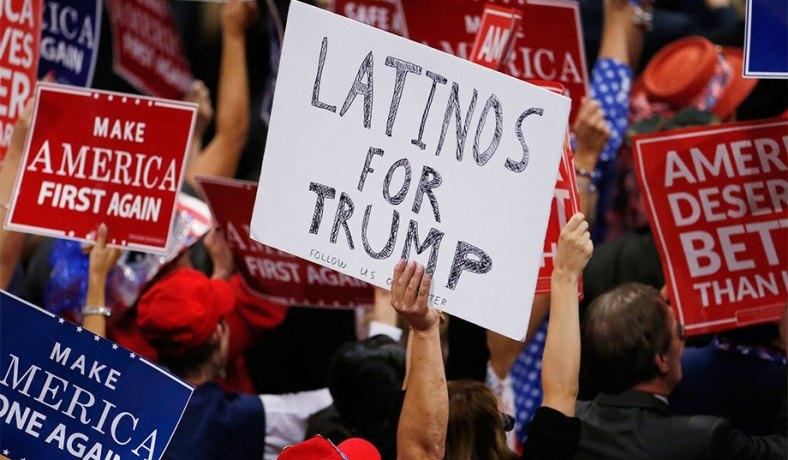 Ispanici per Trump?