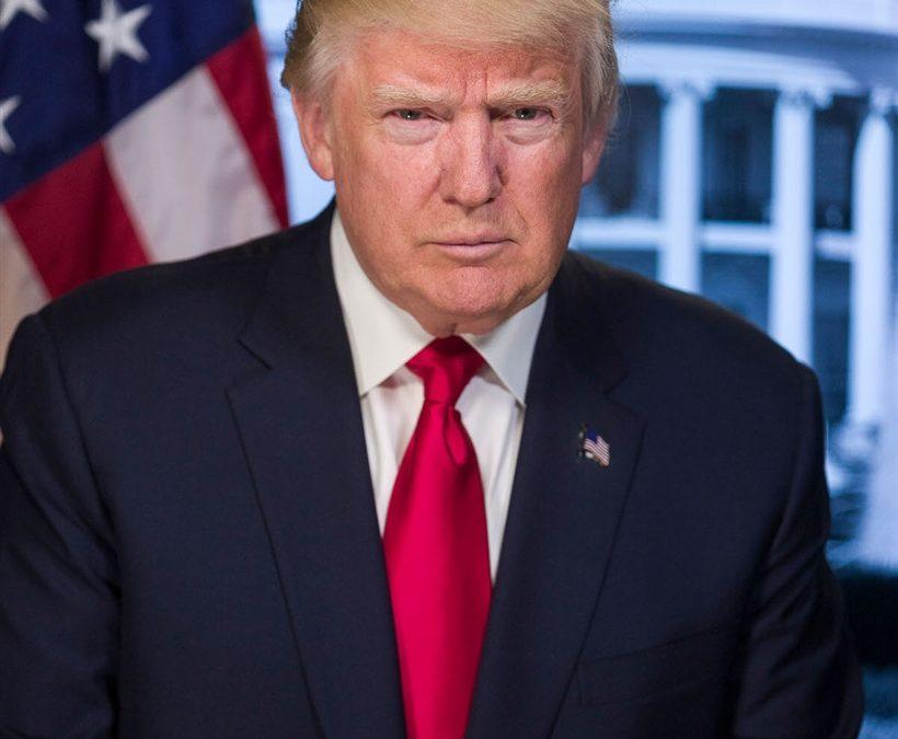 Un primo biennio anomalo, quello di Trump