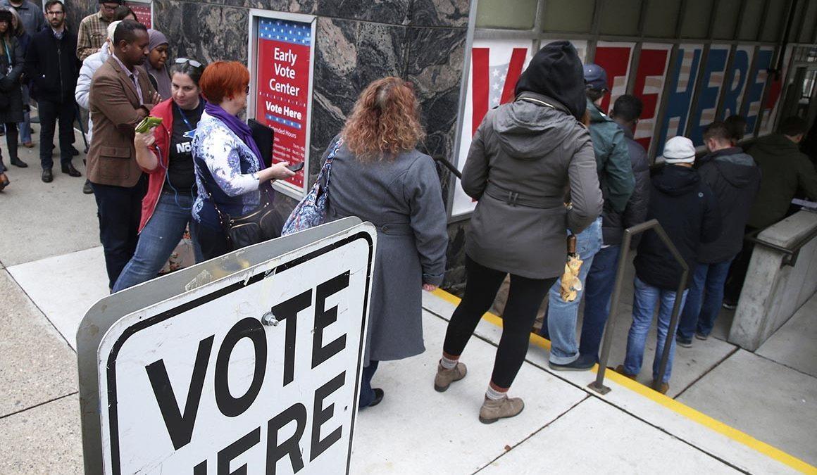 USA: il diritto di voto