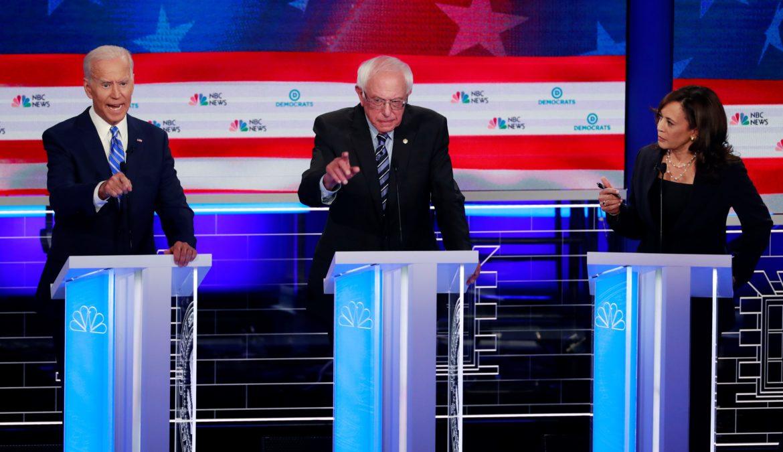 Della 'stoltezza' del confronto tv, democratico o repubblicano che sia