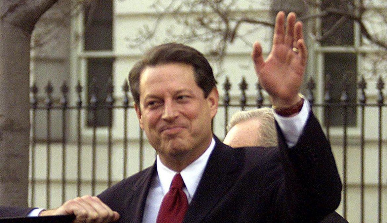 Al Gore, 2000