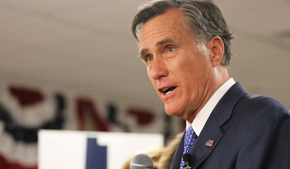 Mitt Romney? Perché?