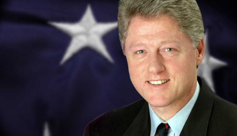 Bill Clinton due volte in minoranza