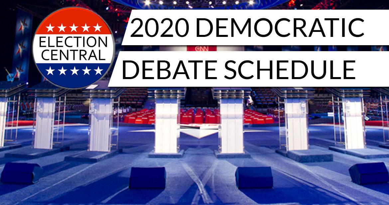 I qualificati per i prossimi due dibattiti dem