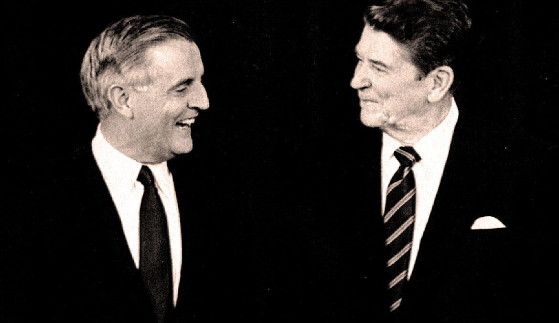Reagan a proposito dell'età dei Presidenti
