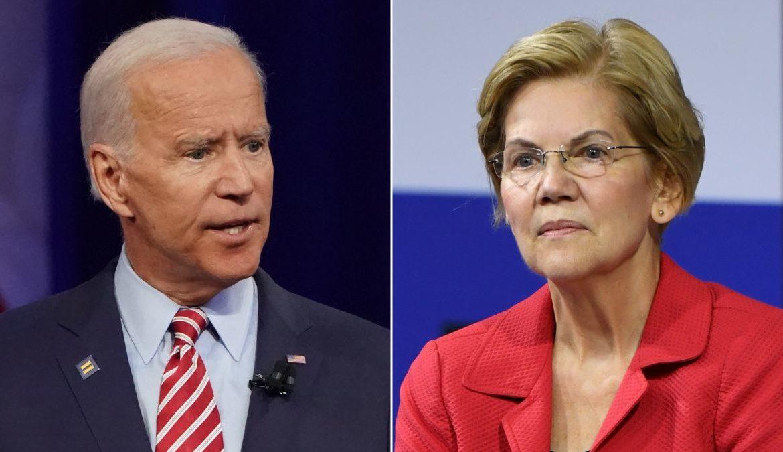Biden vs Warren