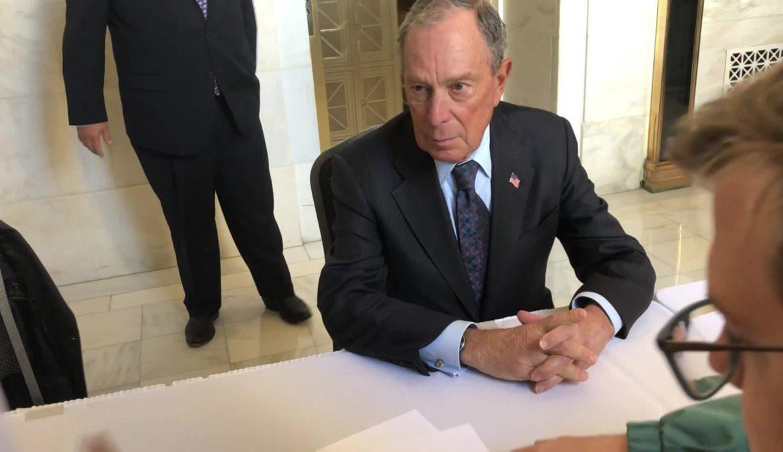 Bloomberg iscritto anche in Arkansas