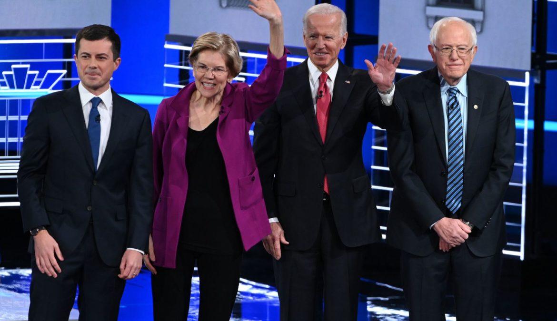I delegati finora conquistati dai singoli candidati