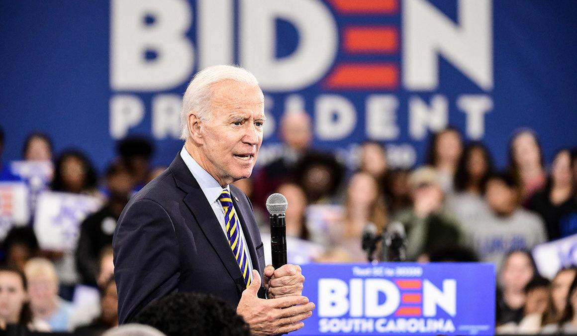 Sud e aree urbane per Biden