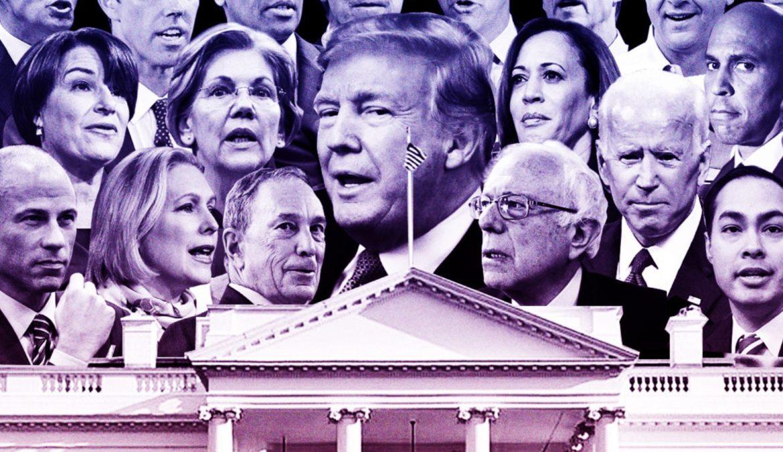 Il colore dei candidati