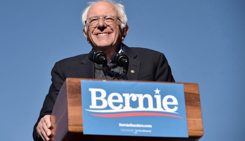 Sanders nettamente avanti in Iowa