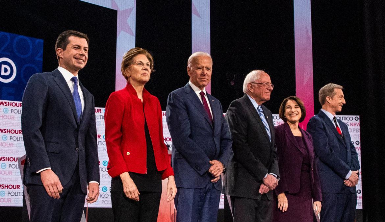 Oggi il dibattito tra democratici