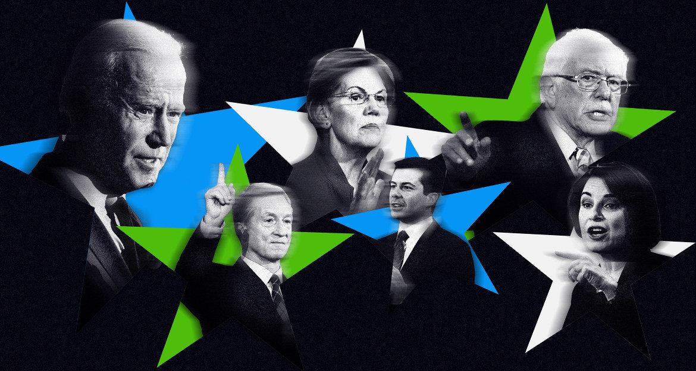 Settimo dibattito democratico a Des Moines