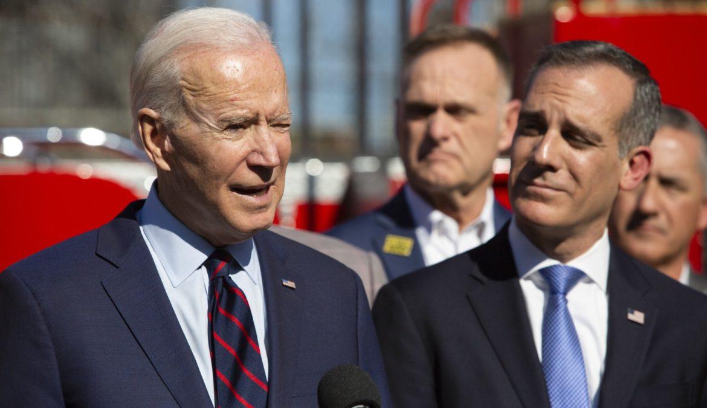 Steyer qualificato per il 14 e Garcetti appoggia Biden