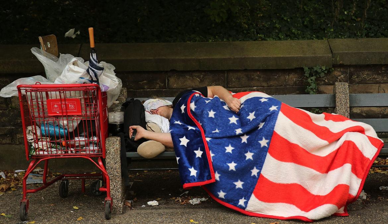 Homeless, 31 dicembre 2019