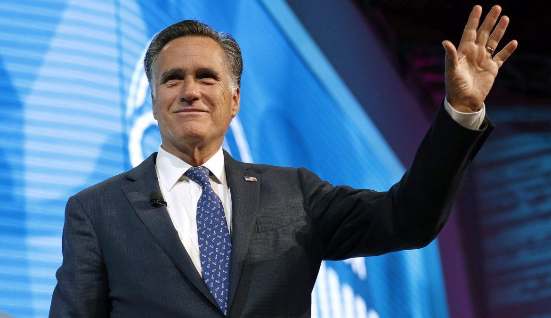 Un primato di Mitt Romney