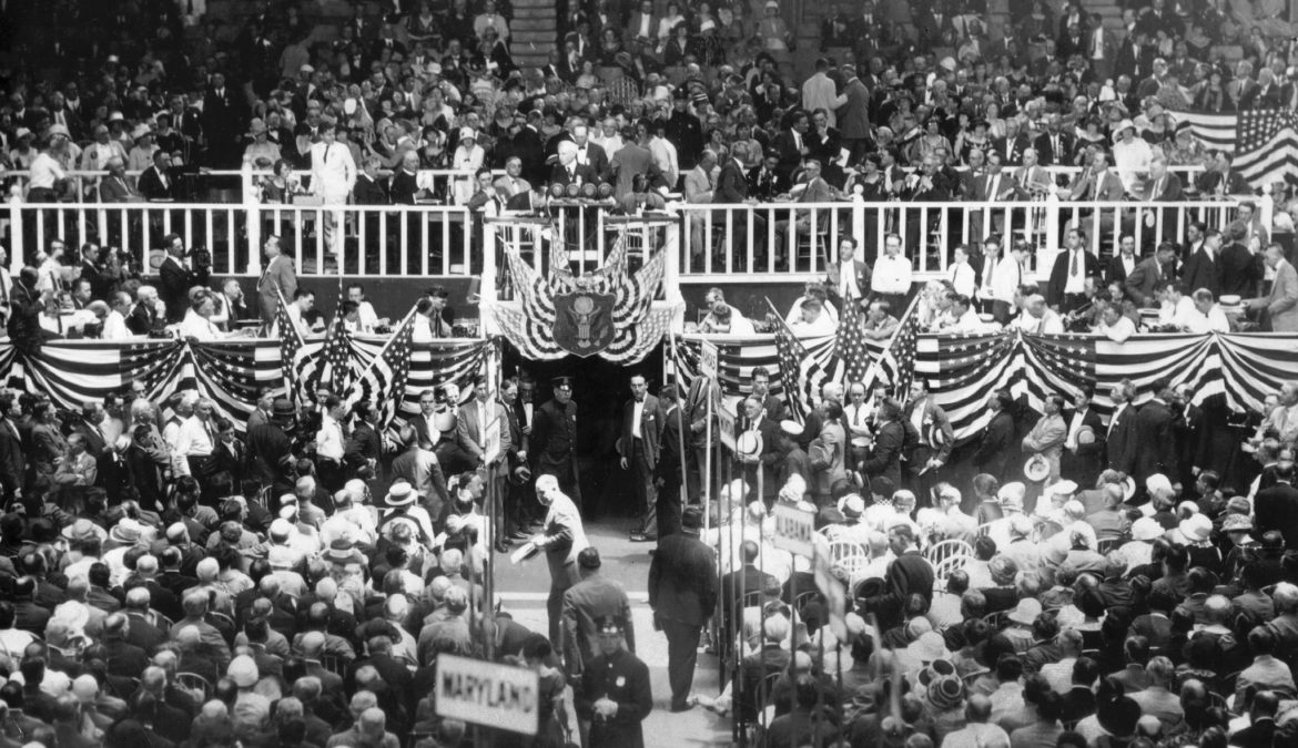 'Brokered and contested Convention'