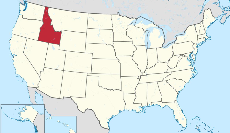 Idaho, 'Red State'