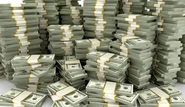Quattordici miliardi di dollari!