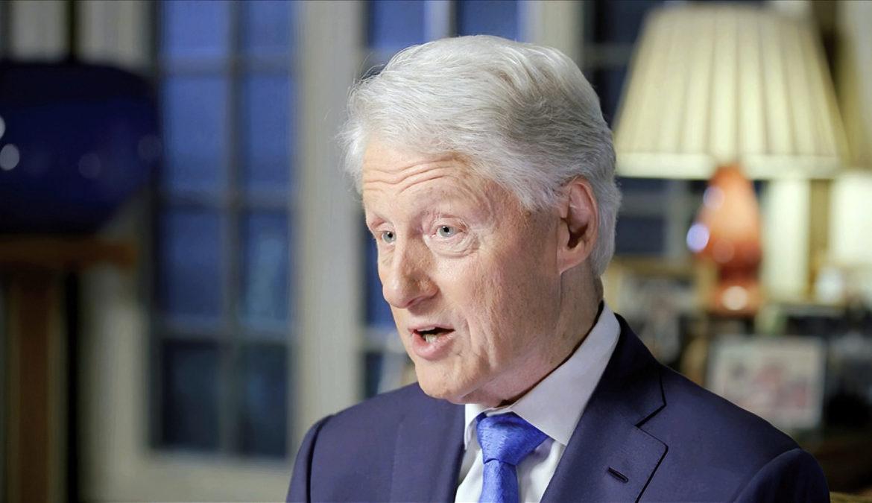 Bill Clinton nel cono d'ombra