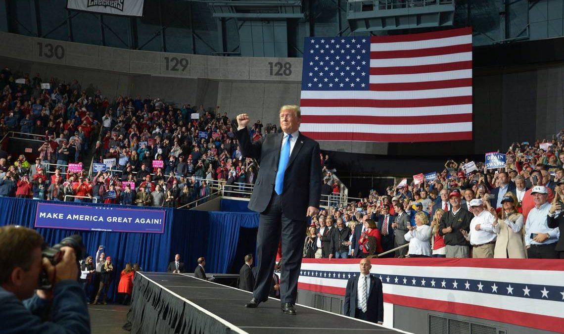 Trump incoronato a Charlotte