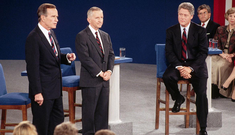 1992: tre i protagonisti dei dibattiti tv!