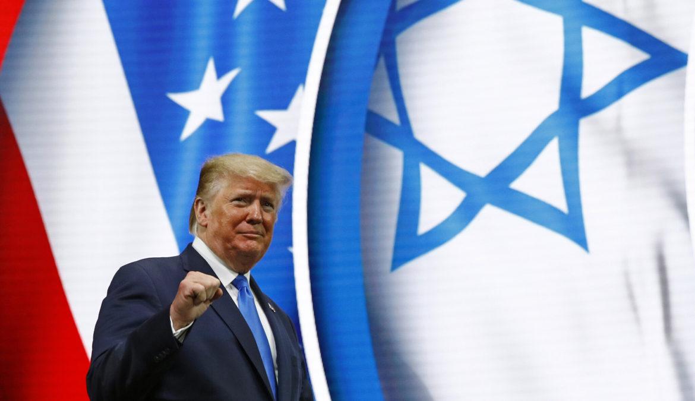 Il voto ebraico e l'appoggio israeliano